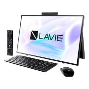 LAVIE Home All-in-one HA970/RAB PC-HA970RAB [ファインブラック]
