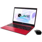 LAVIE Note Standard NS700/RAR PC-NS700RAR [カームレッド]